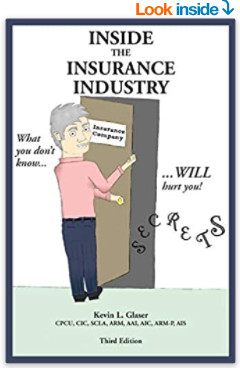 inside the insurance industry third edition book cover